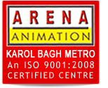 Arena Animation Karol Bagh Metro 3D Animation & Graphics
